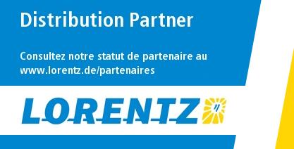 Pompe solaire Lorentz