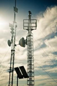 solaire pour télécom