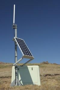 Mountain Solar Panel