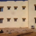 Installation solaire Mali