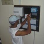 Electrification solaire