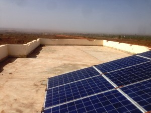panneaux solaires mali