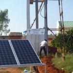 Installation solaire Madagascar