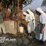 eau potable solaire