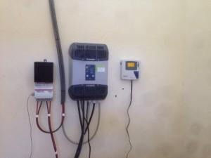 électricité site isolé mali