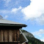 installation solaire alpage