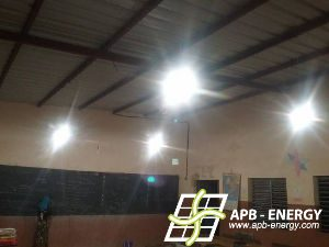 Alimentation électrique Burkina Faso