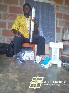 pompe solaire Bénin