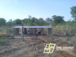 Installation autonome Bénin