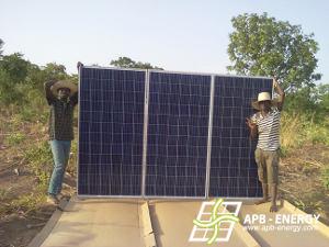 panneaux solaires Bénin