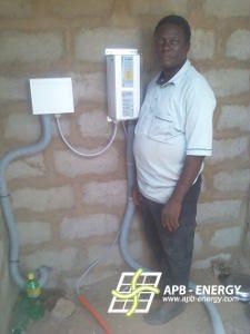 Système de pompage solaire Bénin