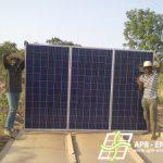 panneaux solaire Bénin