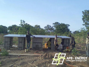 Pompe solaire autonome Bénin