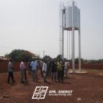 Pompage solaire Lorentz