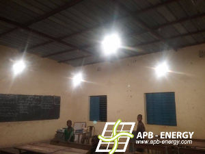 Burkina faso solaire