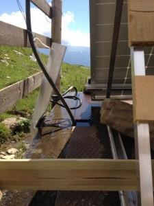 Pompage solaire en site isolé