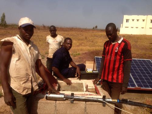 pompage solaire mali