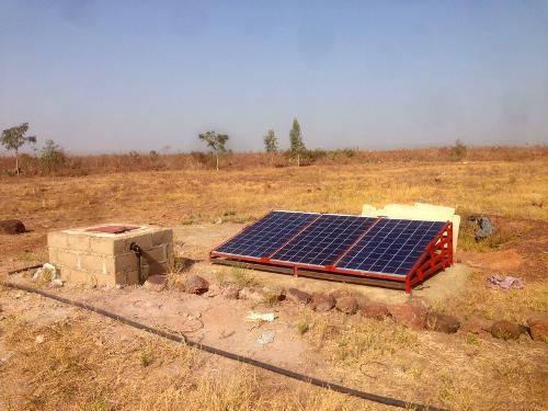 installation panneaux solaires mali
