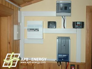 Installation solaire maison suède