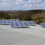 Panneaux solaire à Madagascar