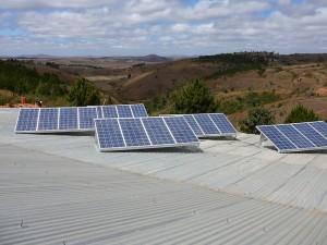 Panneaux solaire Madagascar
