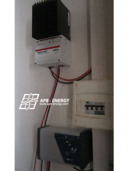 installation solaire particuliers