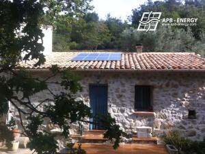 Kit solaire pour maison secondaire