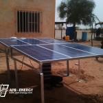 Niger Panneau solaire