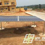 panneaux solaires côte d'ivoire