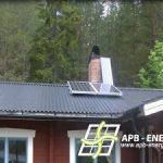 Panneaux solaires Suède