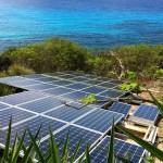 panneaux solaires Caraibes