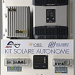 Kit Solaire APB Energy pour formation INES