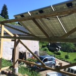 Kits solaires chalets