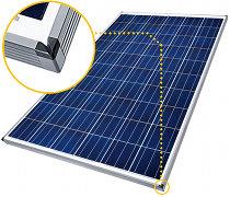 panneau solaire renforcé