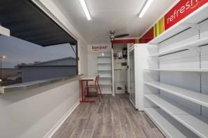 boutique container solaire