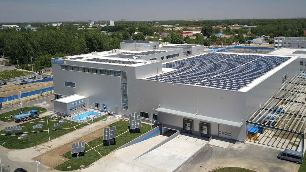 Pompe solaire Lorentz, inauguration du nouveau centre R&D et fabrication