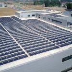 Usine Lorentz Beijing - toiture PV