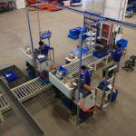 Usine Lorentz Beijing - Production