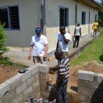 Pompe solaire pour elevage crevette à Kribi Cameroun