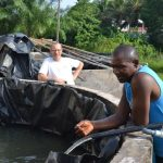 Pompage soalire à Kribi au Cameroun