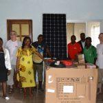 Kit solaire de pompage à Kribi au Cameroun