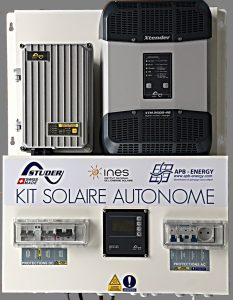 Kit solaire formation INES