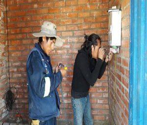 Montage pompe solaire
