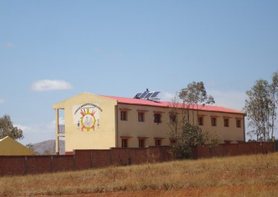 Electrification site isolé