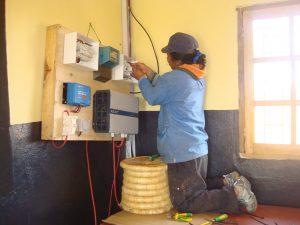 Installation électrique Madagascar