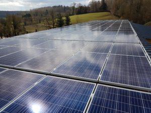 panneaux solaires Cerza