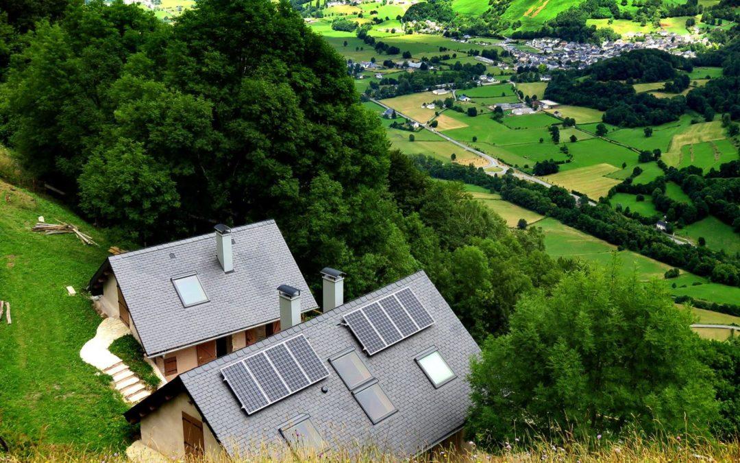 Rendre un chalet entièrement autonome grâce à l'énergie solaire dans les Pyrénées Basques