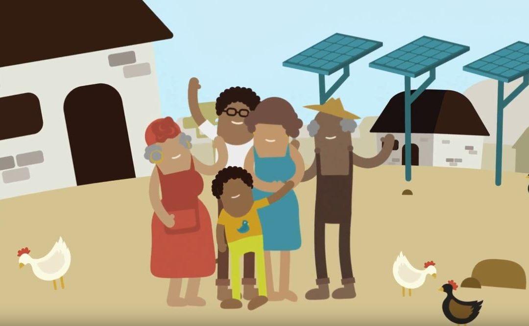 Des systèmes de pompage pour améliorer les conditions d'accès à l'eau de villageois