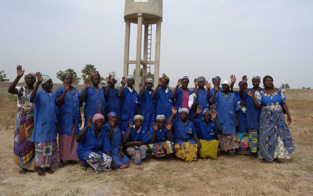 Accès à l'eau à Dapaong au Togo – Projet Energies Sans Frontières