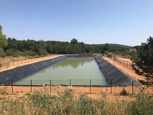Projet irrigation solaire autonome d'un domaine agricole